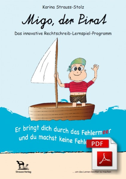 STL - Migo, der Pirat (E-Book, PDF-Download)